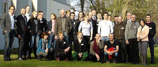 3mal3 TeilnehmerInnen 2011