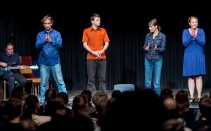 Theater im Bahnhof / Foto:Johannes Gellner